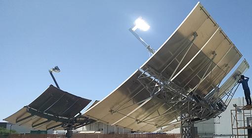 sst solar dish
