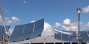 solar dish systems